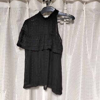 セシルマクビー(CECIL McBEE)のCECIL McBEE ワンショルダー(シャツ/ブラウス(半袖/袖なし))