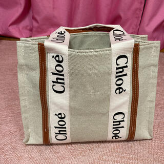 Chloe - 大人気★クロエ ウッディ トートバッグ