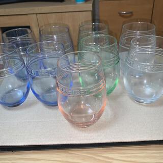 ルクルーゼ(LE CREUSET)の新品 ル・クルーゼ グラスコップ9個セットLE CREUSET×BOSS コラボ(グラス/カップ)