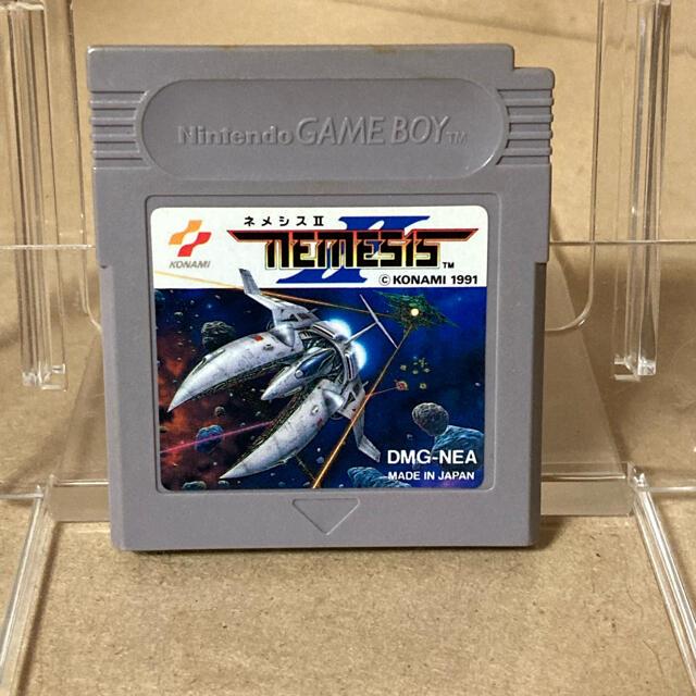 ゲームボーイ(ゲームボーイ)のGB ネメシスⅡ ☆ゲームボーイ エンタメ/ホビーのゲームソフト/ゲーム機本体(携帯用ゲームソフト)の商品写真