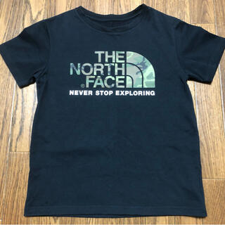 ノースフェイスTシャツ130センチ