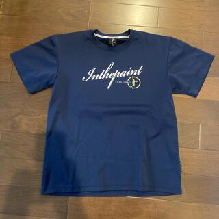 新品同様 インザペイント バスケットボール Tシャツ Lサイズ (バスケットボール)