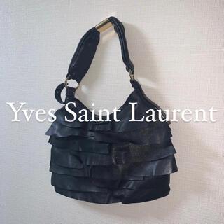 サンローラン(Saint Laurent)の【当日発送】YvesSaintLaurent ハンドバッグ 黒(ハンドバッグ)