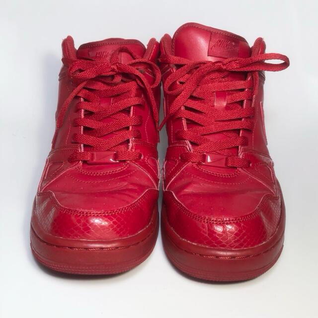 NIKE(ナイキ)のNIKE(ナイキ) AIR FORCE 1 MID エアフォース1 28cm メンズの靴/シューズ(スニーカー)の商品写真
