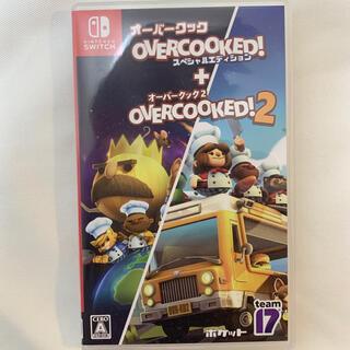 Nintendo Switch - Overcooked スペシャルエディション+クック2 オーバークック