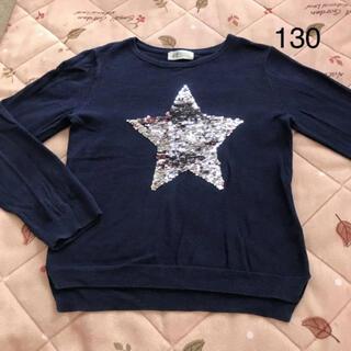 H&M - H&M★カットソー 130