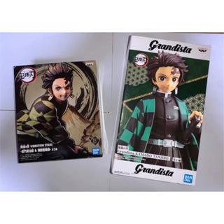 BANPRESTO - 鬼滅の刃 フィギュア 竈門炭治郎 2体セット Grandista