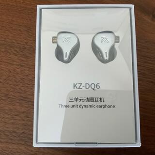 KZ DQ9 銀 マイク付き