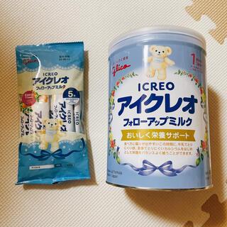 グリコ - アイクレオ フォローアップミルク