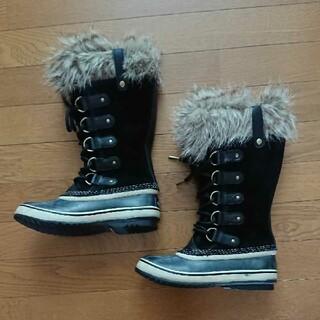 ソレル(SOREL)のソレル SOREL ジョアンオブアークティック ファーブーツ スノーブーツ(ブーツ)