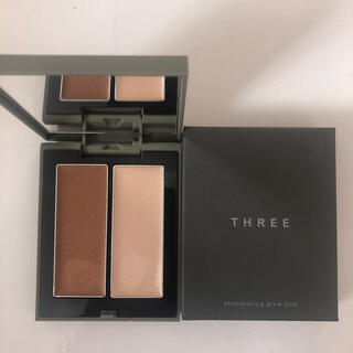 THREE - three シマリンググローデュオ 02 スリー