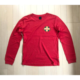 トミー(TOMMY)のTOMMY COTTON LONG TEE SIZE S(Tシャツ/カットソー(七分/長袖))