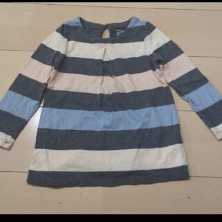 ベビーギャップ(babyGAP)のbabyGap 女児 長袖 薄手 100㎝ 秋春向き(Tシャツ/カットソー)