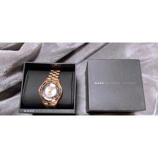 マークバイマークジェイコブス(MARC BY MARC JACOBS)のMARC BY JACOBS 腕時計(腕時計)