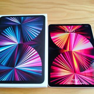 新品同様 第3世代 iPad Pro 11インチ 256GB M1 シルバー