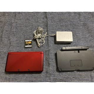 ニンテンドー3DS - 任天堂3DS&SDカード&ニノ国ソフト付きセット