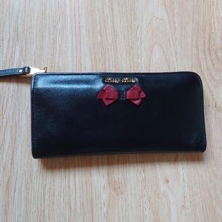 miumiu - 正規品 ミュウミュウ 長財布