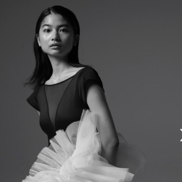 新品 Black stina / type M pearl Mサイズ スポーツ/アウトドアのスポーツ/アウトドア その他(ダンス/バレエ)の商品写真