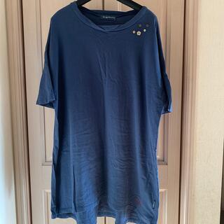 ドラッグストアーズ(drug store's)の半袖チュニックTシャツ(Tシャツ(半袖/袖なし))