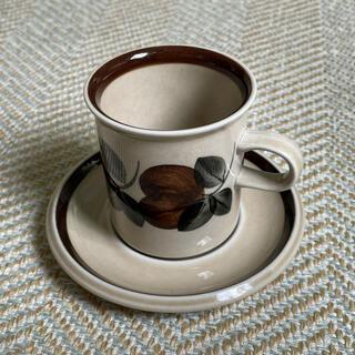 ARABIA - ARABIA  Ruija コーヒーカップ&ソーサー