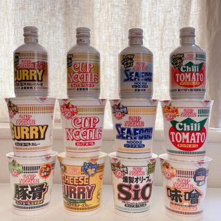 日清食品 - 新品 日清食品 カップヌードル8種、カップヌードルソーダ4種