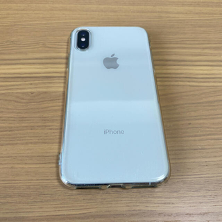 iPhone - iPhone XS シルバー 256GB SIMフリー 残債なし