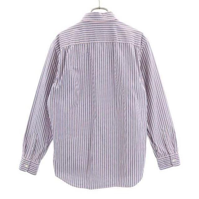 GAP(ギャップ)の送料込 GAP 長袖 シャツ ストライプ US Sサイズ 日本 M サイズ 綺麗 メンズのトップス(シャツ)の商品写真