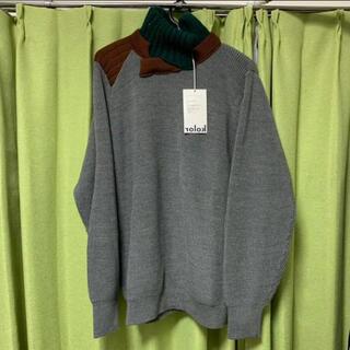 カラー(kolor)のkolor 21aw knit カラー ニット クレイジーパターン(ニット/セーター)