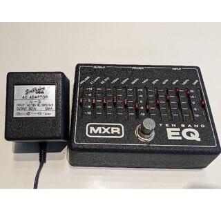 MXR TEN BAND EQ(エフェクター)