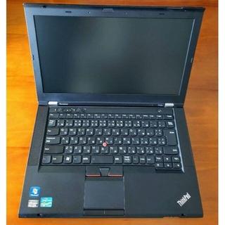 レノボ(Lenovo)のThinkpad T430s Core i7 8GB SSD240GB(ノートPC)