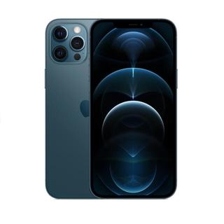 iPhone - iPhone 12 Pro Max 256GB パシフィックブルー(極美品)