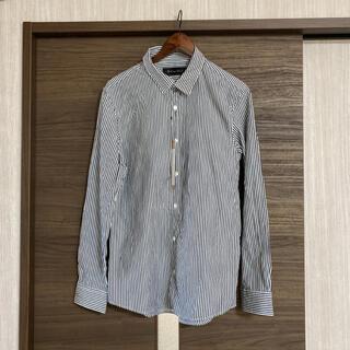 LOUNGE LIZARD - ラウンジリザード LOUNGE LIZARD ストライプシャツ メンズ