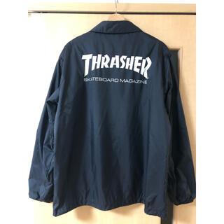 THRASHER - スラッシャーthrasherコーチジャケット