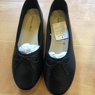 サマンサモスモス(SM2)の最終値下げ 可愛い 靴 ブラック!(ハイヒール/パンプス)