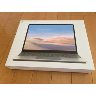 Microsoft - THH-00020 Surface Laptop Go プラチナ