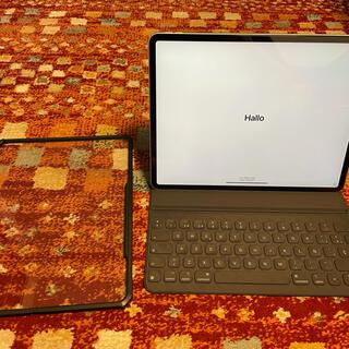 Apple - iPad Pro 12.9 2018 64GB smartkeyboardセット