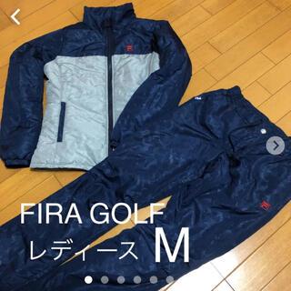 FILA - FIRA  GOLF防寒ジャンパー上下 M