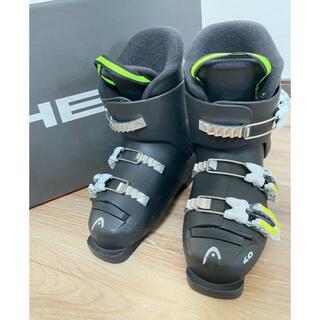ヘッド(HEAD)のヘッド スキーブーツ 20.0〜20.5センチ ブラック(ブーツ)