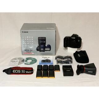 Canon - 美品 Canon EOS 5D mark3 + バッテリー6個 + ファインダー