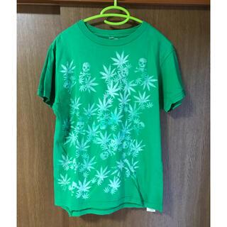 シップス(SHIPS)のシップスTシャツ SHIPS グリーン S(Tシャツ/カットソー(半袖/袖なし))