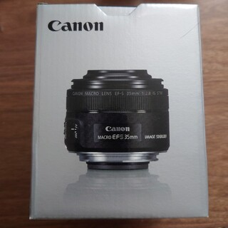 Canon - 【中古】Canon EF-S 35mm F2.8 マクロレンズ IS STM