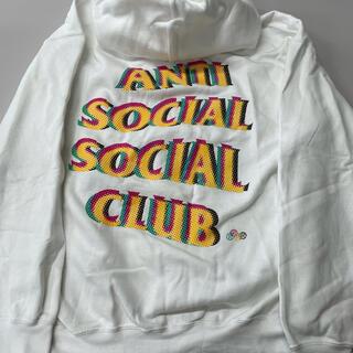 NEIGHBORHOOD - anti social social club  プルオーバーパーカー