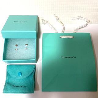 ティファニー(Tiffany & Co.)のティファニー ダイヤ バイザヤードピアス(ピアス)