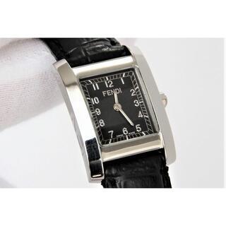 フェンディ(FENDI)のフェンディ FENDI 女性用 腕時計 電池新品 s1349(腕時計)