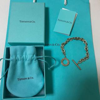 Tiffany & Co. - 【Tiffany】トグル ブレスレット
