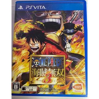 バンダイナムコエンターテインメント(BANDAI NAMCO Entertainment)のワンピース 海賊無双3 Vita(携帯用ゲームソフト)