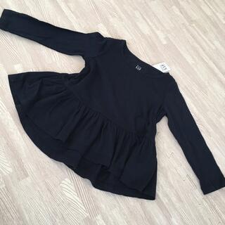 ベビーギャップ(babyGAP)の長袖シャツ 90 ベヒーギャップ (Tシャツ/カットソー)