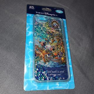 ミッキーマウス(ミッキーマウス)のDisney Sea 15周年 スマホケース 1点(iPhoneケース)