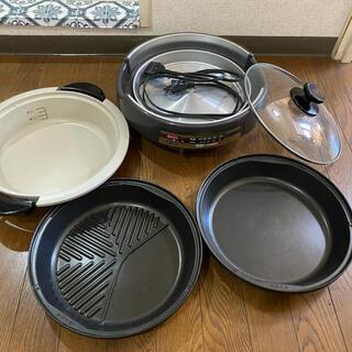 象印 - グリル鍋セット