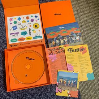 防弾少年団(BTS) - 新品 未使用 BTS Butter アルバム Peaches version
